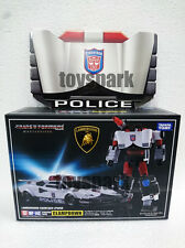TAKARA TOMY Transformers Masterpiece MP-14C CLAMP DOWN Clamp Down figure + COIN