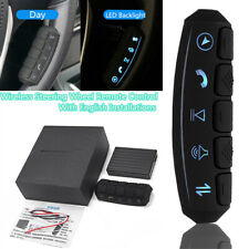 Multifunction LED Wireless Car Off-Road Steering Wheel Buttons Remote Control