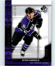 (HCW) 2006-07 SP Authentic #239 Peter Harrold NHL RC Rookie 163/999 Hockey 04099