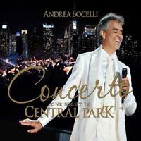 [Music CD] Andrea Bocelli - Concerto: One Night In Central Park