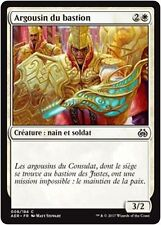 MTG Magic AER - (x4) Bastion Enforcer/Argousin du bastion, French/VF
