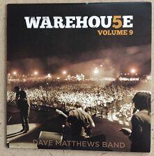 Dave Matthews Band - Warehouse 5 Volume 9 Limited Collector CD Say Goodbye DMB