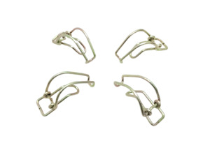 JCB BACKHOE - AIR FILTER HOUSING RETAINER CLIP (PART NO 580/12023) PACK OF 20