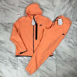 Nike Sportswear Men's Size XL Tech Fleece Hoodie / Joggers DD3100-835 CZ9918-835