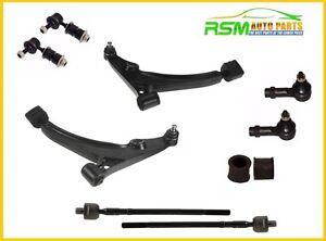 Suzuki Esteem 95-02 Full Kit Repair Suspension Control Arm Ball Joint Tie Rods