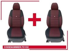Mercedes B Klasse W245 Maß Schonbezüge Sitzbezüge Fahrer & Beifahrer 70101