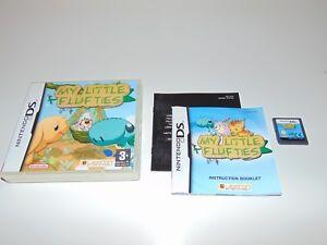 My Little Flufties   Nintendo DS DSi 3DS   Complete