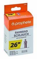 Prophete 186 Fahrradschlauch 26 x 1 1/4 x 1 3/8, Dunlopventil