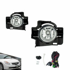 Fog Light for NISSAN ALTIMA 2008-2013 2D Coupe Clear Driving Lamps Front Bumper