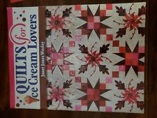 Quilts For Ice Cream Lovers Pattern Book