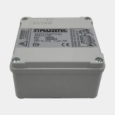 PIAZZETTA scatola radiocomando o centralina Multifuoco 02-(telecomando 1 tasto)