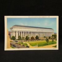 POSTCARD STATE EDUCATION BUILDING, ALBANY, NEW YORK