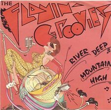 FLAMIN' GROOVIES River DeepRARE FRENCH 45 PICTURE SLEEVE