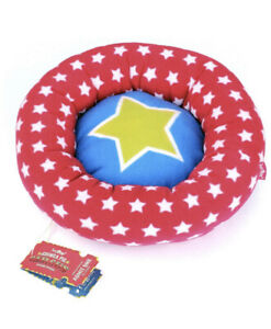 HayPigs Piggy Crash Mat - Fleece Bed - Guinea Pig and Small Animal Petting Bed