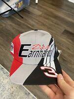 Vintage 1990s Dale Earnhardt Sr NASCAR Racing Splash Snapback Hat #3 NEW