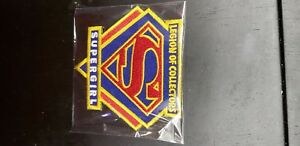 Funko DC Legion of Collections Supergirl Patch