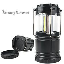 3AAA Battery Movement COB Bulb Outdoor Camping Tent Lamp Emergency light