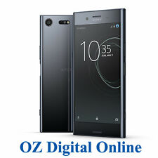NEW Sony Xperia XZ Premium Dual G8142 64GB Black 4G 19MP Unlocked Phone 1YrWty