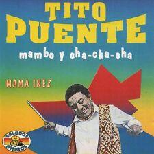 + cd nuovo non incelofanato Tito Puente – Mambo Y Cha-Cha-Cha mama inez saludos