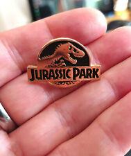 Seltener Jurassic Park Pin zum Kinostart 1992 von Amblin.