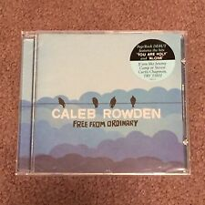 Caleb Rowden Free from Ordinary (CD, Music, Christian, Slanted, Jul-2006, NEW)