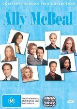 Ally McBeal Season 2 TV Series DVD R4 Postage