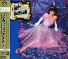 Linda Ronstadt What's New Hybrid SACD Tracking Number from Japan