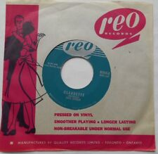 KRIS JENSEN Claudette /Don't take her from me NM- CANADA 1962 REO 45 ROY ORBISON