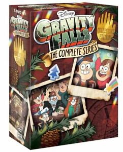 Gravity Falls: The Complete Series (Collector's Edition) - FREE SHIPPING OZ-WIDE