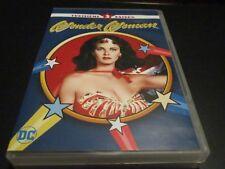 """COFFRET 8 DVD NEUF """"WONDER WOMAN - SAISON 3"""" Lynda CARTER"""