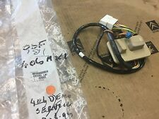 PEUGEOT 406 D8 COUPE FAMILY right osf  ELECTRIC SEAT SWITCH 6555wk 96218034