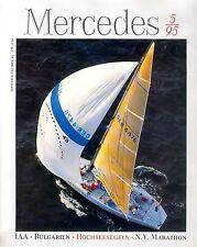 Mercedes 5/95 190 SL St Hildegard New York Marathon KEN 1995 Auto PKWs 1995 Benz