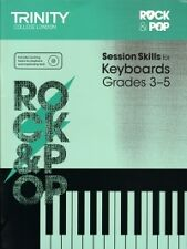 TRINITY ROCK & POP SESSION SKILLS Keyboards Gr 3-5