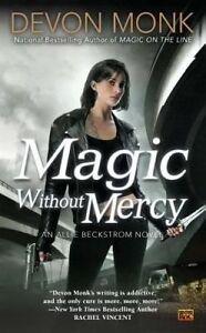 Magic Without Mercy by Devon Monk (Paperback / softback, 2012)