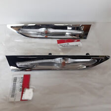 Genuine Side Fender Turn Signal Lamp Chrome Garnish LH RH for 11-15 KIA Optima