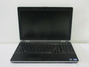 """Dell Latitude E6530 15.6"""" Core i7-3740QM 2.70GHz 8GB RAM 750GB HDD Win10 Laptop"""