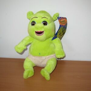 Dreamworks Shrek The Third - Baby Ogre Plush Soft Toy 24cm