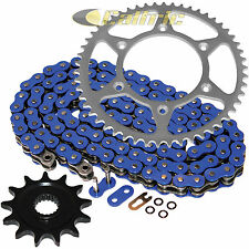 Caltric O-Ring Drive Chain and Sprockets Kit fits Kawasaki KX125 KX 125 2003 2004-2008