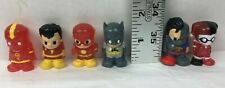 6 DC Comics Ooshies Pencil Topper Figures Series Two 2
