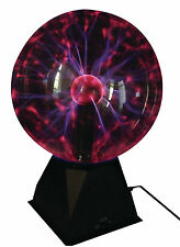 Lampe lumière boule Plasma diamètre 20cm. Idée cadeau