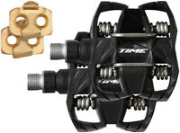 Time ATAC MX 4 Pedals - Dual Sided Clipless Composite 9/16 Black