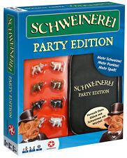 Schweinerei Party Edition Schweine Würfelspiel Würfel Schwein Spiel NEU