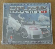 CD Car Tunning Explosive 11 Audi TT Sealed
