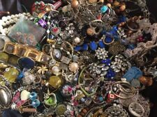 Vintage to Now 10 lbs  Costume Fashion Jewelry Lot  ALL WEARABLE