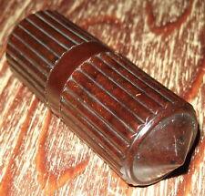 GERMAN WWII WEHRMACHT SOLDIER'S CIGARETTE LIGHTER, BAKELITE - PERFECT, IT WORKS!