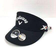 Callaway XR Great Big Bertha Odyssey Tour Men's Black Golf Visor New