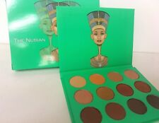 Juvia's Place Nubian Eyeshadow Palette