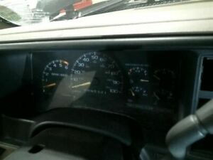 Speedometer MPH US Market Classic Style Cluster Fits 95-00 TAHOE 788830