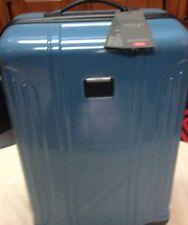 Tumi Vapor Lite Short Trip Packing Case Spinner 4 Wheel Luggage in Sky Blue