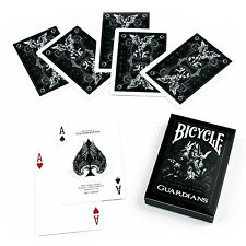 Bicycle GUARDIANS playing cards Deck Standard index by Theory Poker Magic Art US